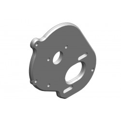 C-00250-061 Team Corally - Platine support moteur - Aluminium - 1 pc
