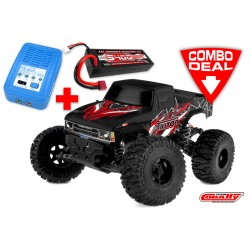 C-00251-C TRITON XP Combo - w/ LiPo Battery TC Power Racing 50C 2S 5400mAh - w/ Charger Pulsetec Mega 50 - w/ Charge Lead