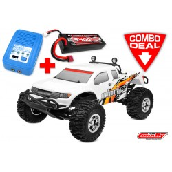 C-00254-C MAMMOTH SP Combo - w/ LiPo Battery TC Power Racing 50C 2S 5400mAh - w/ Charger Pulsetec Mega 50 - w/ Charge Lead