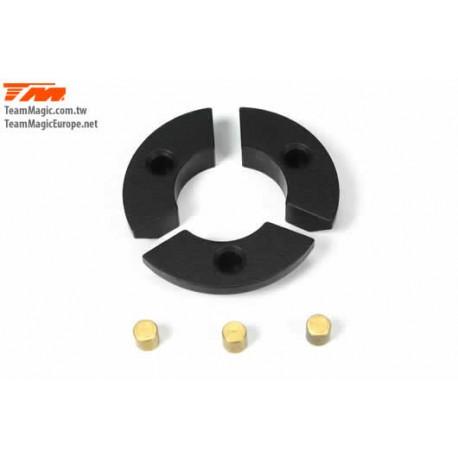 KF1410-3 Pièce Option - Masselottes d'embrayage centrifure Push Type 30mm