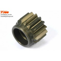 KF14122-16 Pièce Option - G4 - ED Pignon de cloche d'embrayage alu 16D