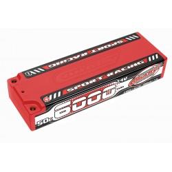 C-49420 Team Corally - Sport Racing 50C LiPo Battery - 6000mAh - 7.4V - Stick 2S - 4mm Bullit