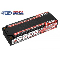 C-49623 Team Corally - Voltax 120C LiPo HV Battery - 8000 mAh - 7.6V - Stick 2S - 4mm Bullit