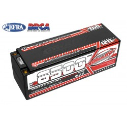 C-49630 Team Corally - Voltax 120C LiPo HV Battery - 6500 mAh - 15.2V - Stick 4S - 5mm Bullit