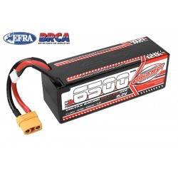 C-49631 Team Corally - Voltax 120C LiPo HV Battery - 6500 mAh - 15.2V - Stick 4S - Hard Wire - XT90