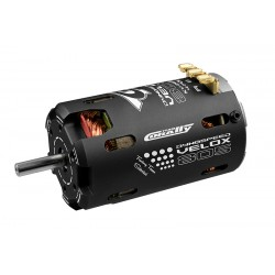 C-61301 Team Corally - Dynospeed VELOX 805 - 1/8 Sensored 4-Pole Competition Brushless Motor - On-Road 1/8 - 2150 KV