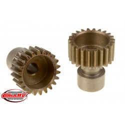 C-71122 Team Corally - 48 DP Pinion – Long Boss – Hardened Steel – 22 Teeth - ø3.17mm