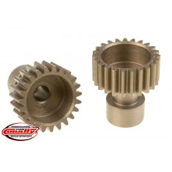 C-71123 Team Corally - 48 DP Pinion – Long Boss – Hardened Steel – 23 Teeth - ø3.17mm