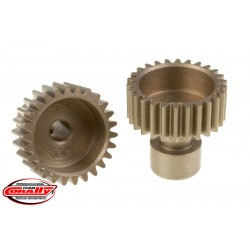 C-71126 Team Corally - 48 DP Pinion – Long Boss – Hardened Steel – 26 Teeth - ø3.17mm