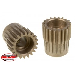 C-72420 Team Corally - 48 DP Pinion – Short – Hardened Steel – 20 Teeth - ø5mm