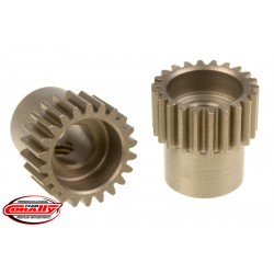 C-72422 Team Corally - 48 DP Pinion – Short – Hardened Steel – 22 Teeth - ø5mm
