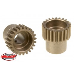 C-72423 Team Corally - 48 DP Pinion – Short – Hardened Steel – 23 Teeth - ø5mm