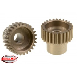 C-72426 Team Corally - 48 DP Pinion – Short – Hardened Steel – 26 Teeth - ø5mm