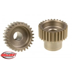 C-72427 Team Corally - 48 DP Pinion – Short – Hardened Steel – 27 Teeth - ø5mm