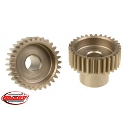 C-72430 Team Corally - 48 DP Pinion – Short – Hardened Steel – 30 Teeth - ø5mm