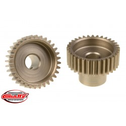 C-72432 Team Corally - 48 DP Pinion – Short – Hardened Steel – 32 Teeth - ø5mm