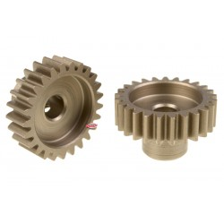 C-72525 Team Corally - 32 DP Pinion – Short – Hardened Steel – 25 Teeth - ø5mm
