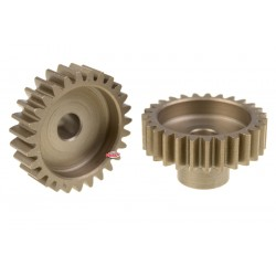 C-72527 Team Corally - 32 DP Pinion – Short – Hardened Steel – 27 Teeth - ø5mm