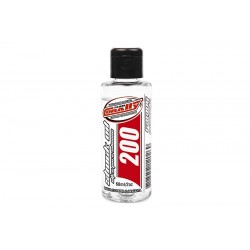 C-81220 Team Corally - Shock Oil - Huile silicone ultra pure pour amortisseurs - 200 CPS - 60ml / 2oz