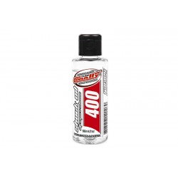C-81240 Team Corally - Shock Oil - Huile silicone ultra pure pour amortisseurs - 400 CPS - 60ml / 2oz
