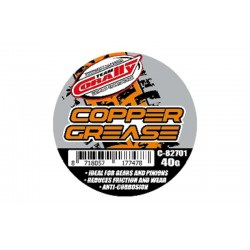 C-82701 Team Corally - Copper Grease 25gr - Ideal for CVD / CVA joints - Anti-seize compound - Anti-corrosion