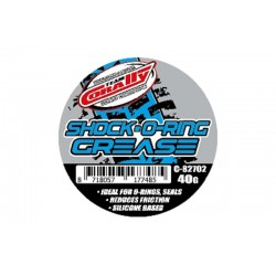 C-82702 Team Corally - Blue Grease 25gr - Ideal for o-rings, seals, bearings, suspension friction reducer