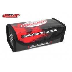 C-90248 Team Corally - Lipo Safe Bag - Sport - for 2 pcs 2S Hard Case Batterypacks
