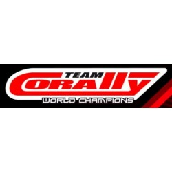c-90251-002 Team Corally - Top lid with covers for C-90252