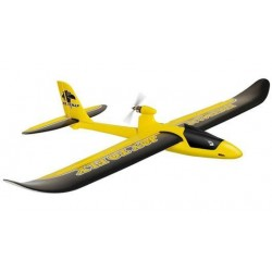 JOY6103V3 Avion - RTF - Planeur Freeman V3 1600mm - 2.4G - J4C03 Radio Mode 2 - avec 11.1V 1400mAh LiPo & AC Balance charger