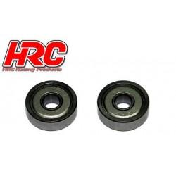 HRC1270C Roulements à billes - métrique - 5x16x5mm - TSW Pro Racing – céramique (2 pces) (moteurs brushless 1:8)