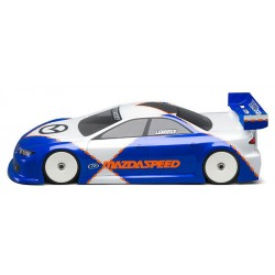 PL1487-00 Carrosserie - 1/10 Touring - 190mm - Transparente - Mazda Speed 6