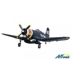 AS-AH008P Arrows RC - F4U Corsair - 1100mm - PNP - w/ Electric Retracts