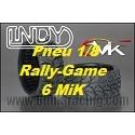 Pneus 6MIK 1:8 (Rally Game)