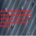 Accessoire Pneus Colle Équilibrage Écrous 1:8 et 1:10 - Traitement des Pneus