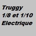 Truggy 1:8 et 1:10 Electrique