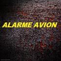 Alarme avion