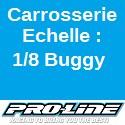 Carrosserie Echelle : 1:8 Buggy