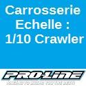 Carrosserie Echelle : 1:10 Crawler