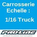 Carrosserie Echelle : 1:16 Truck