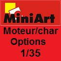 Moteurs de char /Options 1/35