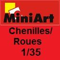 Chenilles / Roues 1/35