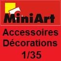 Accessoires et Décorations 1/35