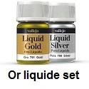 or liquide set