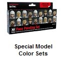 Special Model Color Sets