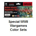 Special WWII Wargames Color Sets