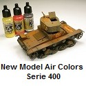 New Model Air Colors - Serie 400