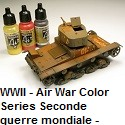 WWII - Air War Color Series Seconde guerre mondiale - Air War Color Series
