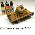 AFV Color Series Couleurs série AFV