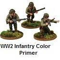 WW2 Infantry Color Primer