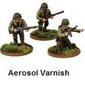 Aerosol Varnish